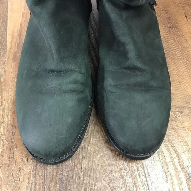 Cole Haan Green Nike Black Riding 9aa Boots/Booties Size US 9 Narrow (Aa, N) Cole Haan Green Nike Black Riding 9aa Boots/Booties Size US 9 Narrow (Aa, N) Image 7