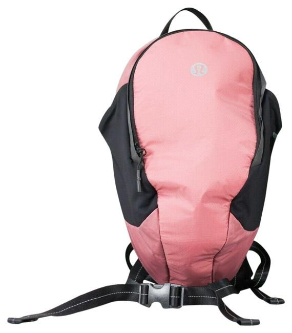 Item - Fast Free Cherry Tint 13l Water-repellant Running Pink Nylon Backpack