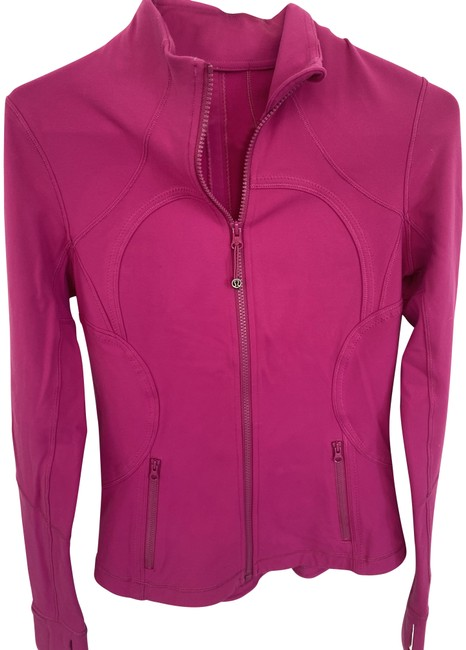Item - Bright Pink Activewear Outerwear Size 4 (S)