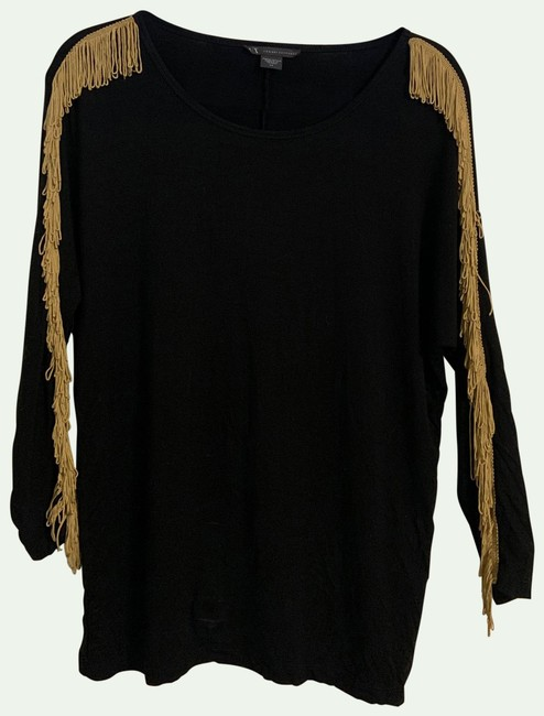 A|X Armani Exchange Black Holiday 2014 Collection Tee Shirt Size 4 (S) A|X Armani Exchange Black Holiday 2014 Collection Tee Shirt Size 4 (S) Image 1