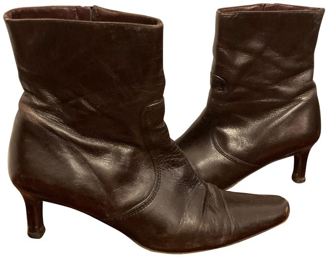 Item - Brown Vintage Ankle Boots/Booties Size US 7.5 Regular (M, B)