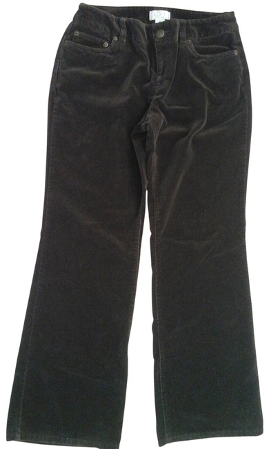 Item - Brown Marisa Straight Leg Jeans Size 28 (4, S)
