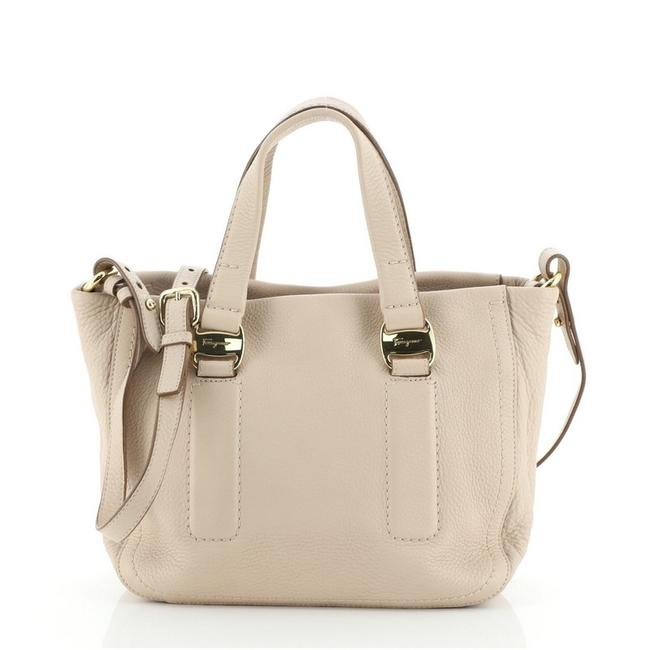 Item - Convertible Small Pink Leather Tote