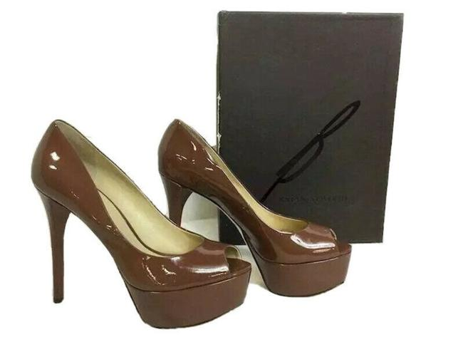 Item - Brown Bambola Pumps Size US 8.5 Regular (M, B)