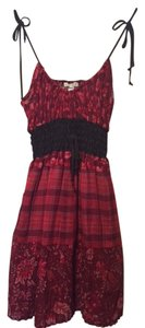 Urban Renewal short dress Red on Tradesy