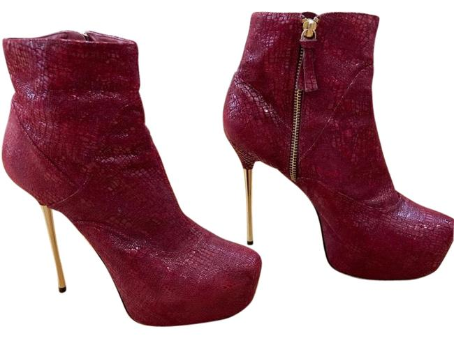 Item - Red Gold Ludlow Limited Edition Boots/Booties Size US 9.5 Regular (M, B)