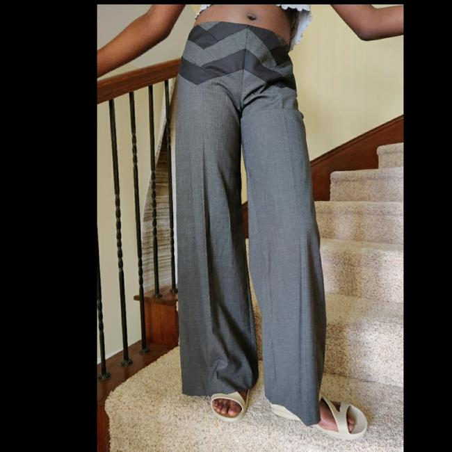 Item - Gray & Black Behati Pants Size 2 (XS, 26)