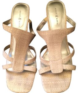Kelly & Katie Party Dress BEIGE Sandals