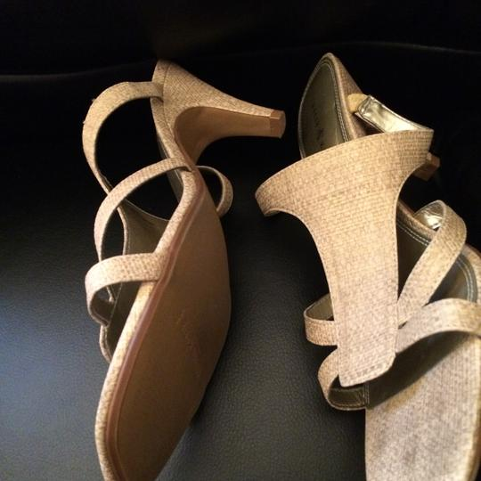 Kelly & Katie Party Dress Summer Casual BEIGE Sandals
