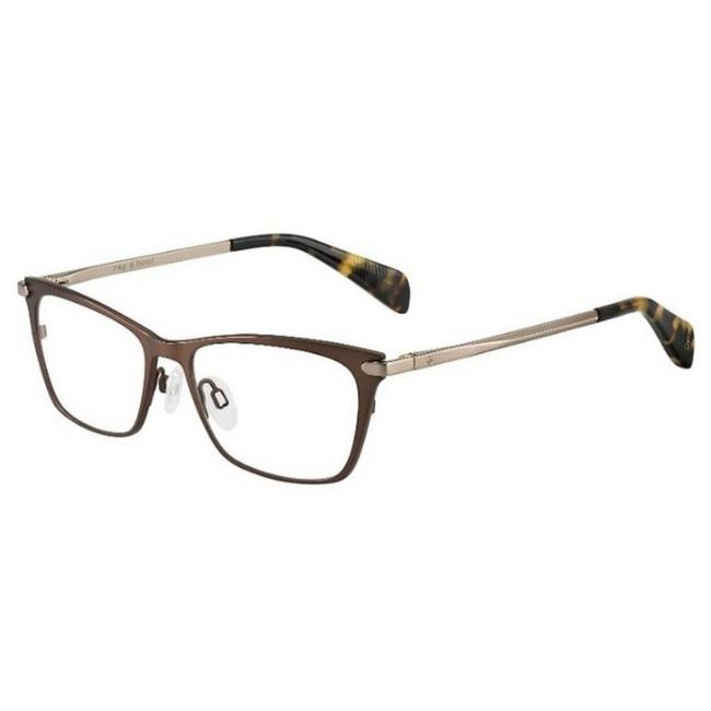 Item - Brown And Rnb-3007-0aai-53 Eyeglasses Size 53mm 16mm 140mm