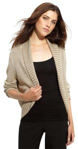 Kenneth Cole Shrug Gold Cardigan
