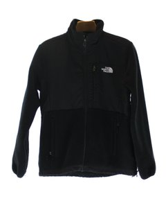The North Face THE NORTH FACE Black Zip Fleece Size L