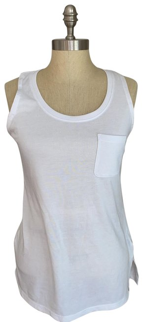Item - White Flash Dry Activewear Top Size 8 (M)