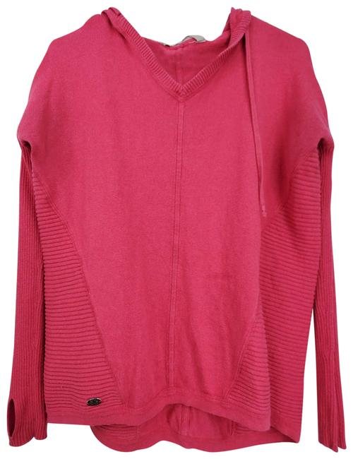 Item - Pink Hoodie Pullover Activewear Top Size 2 (XS)