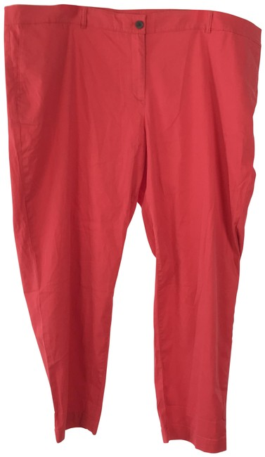 Item - Red Weekend Pants Size 24 (Plus 2x)