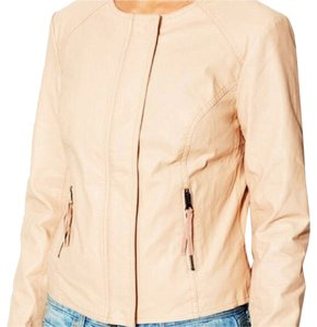 Free People Blush Or Nude Jacket