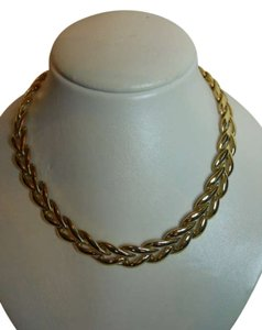 Krementz Krementz 14K gold overlay necklace