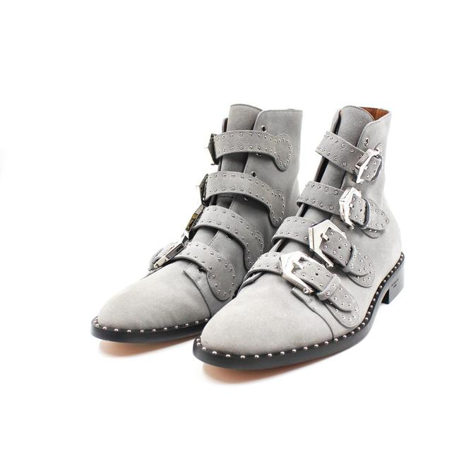 Item - Gray 9/39 Suede Boots/Booties Size EU 39 (Approx. US 9) Regular (M, B)