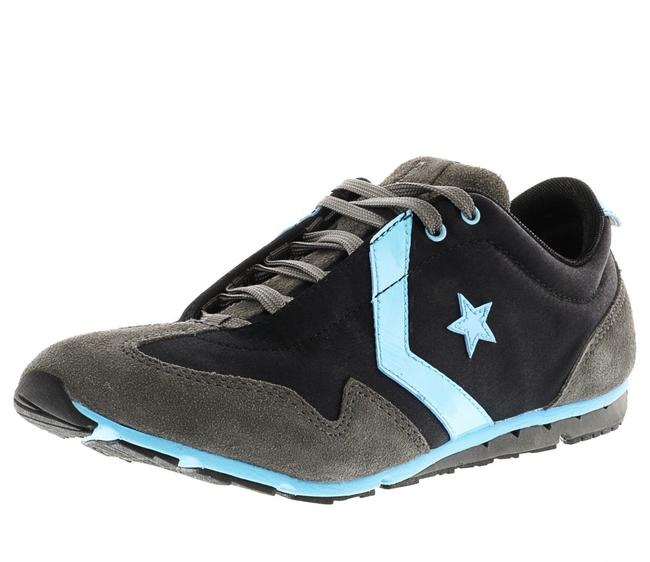 Item - Gray/ Blue Revival Ox Suede Sneakers/Sz:5/Nwt Sneakers Size US 5 Regular (M, B)