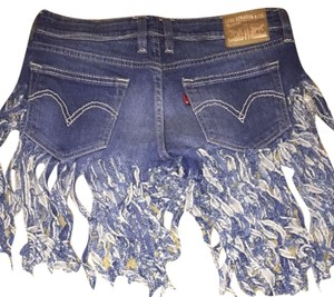 Levi's Shorts Blue/denim
