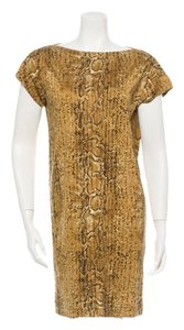 Tory Burch short dress Snakeskin Print on Tradesy