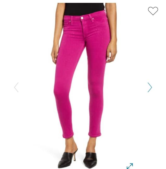 Item - Pink Nico Ankle Skinny Jeans Size 6 (S, 28)