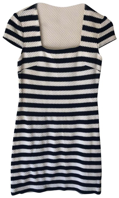 Item - Multicolor Sweater Short Night Out Dress Size 0 (XS)