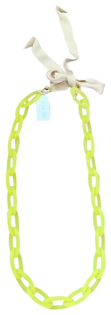 Item - Yellow Necklace