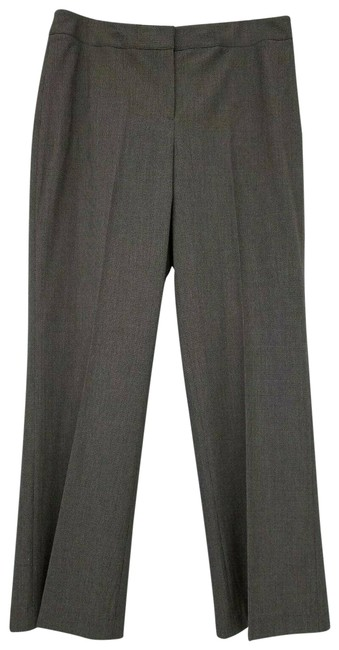 Item - Gray Womens The Pearson Trousers Classic Fit Pants Size 14 (L, 34)