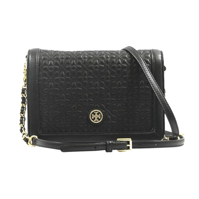 Item - Bryant Quilted Black Leather Cross Body Bag