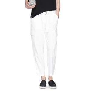 Item - Off White 'hannon B' Strap Cuff Patchwork Pants