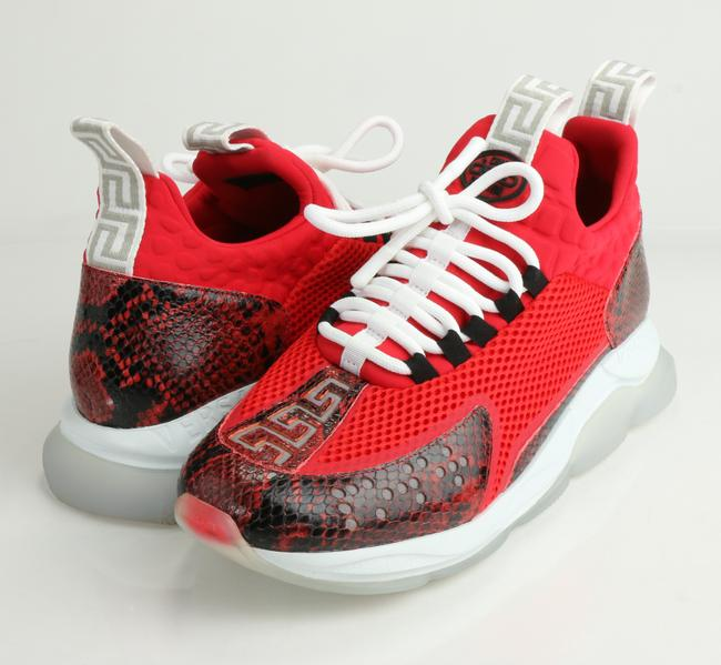 Item - Red Cross Chainer Sneakers Shoes