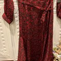 Vince Camuto Black Red .. Mid-length Casual Maxi Dress Size 26 (Plus 3x) Vince Camuto Black Red .. Mid-length Casual Maxi Dress Size 26 (Plus 3x) Image 4