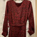 Vince Camuto Black Red .. Mid-length Casual Maxi Dress Size 26 (Plus 3x) Vince Camuto Black Red .. Mid-length Casual Maxi Dress Size 26 (Plus 3x) Image 6