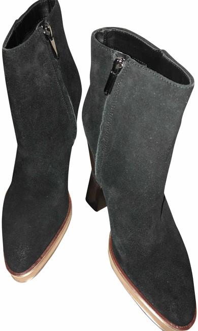Sam Edelman Black Suede New Boots/Booties Size US 9 Regular (M, B) Sam Edelman Black Suede New Boots/Booties Size US 9 Regular (M, B) Image 1