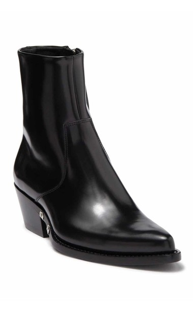 Item - Black Boots/Booties Size EU 37 (Approx. US 7) Narrow (Aa, N)
