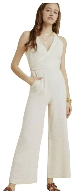 Item - Ivory Demi Textured Size 14 Msrp Romper/Jumpsuit