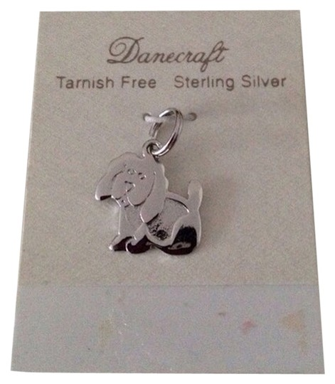 Other Sterling Silver Dog Charm