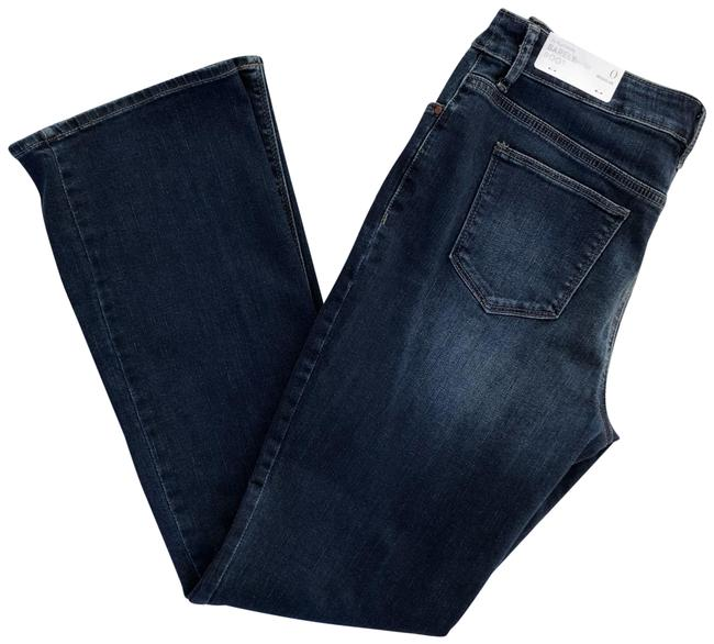 Item - Blue Barely Boot Cut Jeans Size 4 (S, 27)