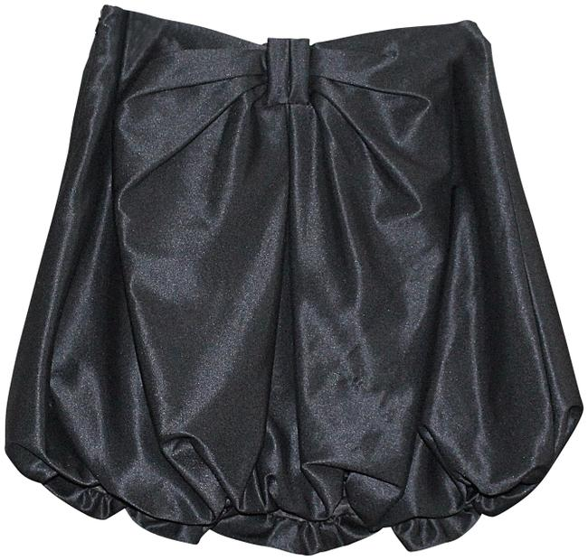 Only Black Luxury Collection Bow Balloon Skirt Size 4 (S, 27) Only Black Luxury Collection Bow Balloon Skirt Size 4 (S, 27) Image 1