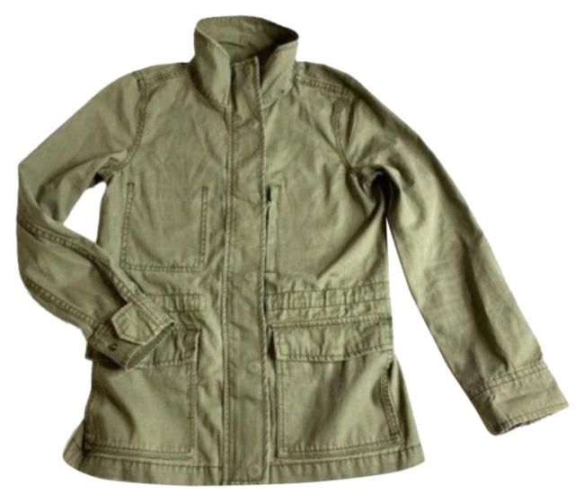 Item - Green XS Olive Passage Utility Jacket Size 0 (XS)