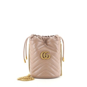 Gucci Bucket .leather Shoulder Bag