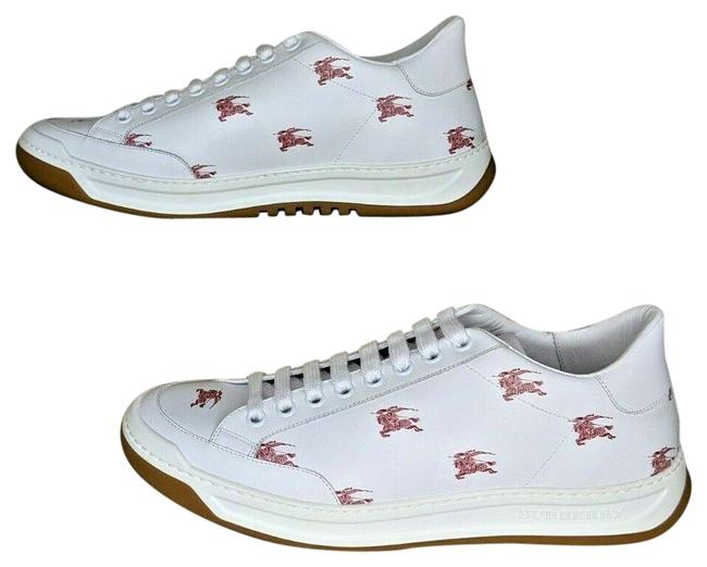 Item - White/Red Timsbury 3d Antique Ruby Women's Sneakers Size EU 39.5 (Approx. US 9.5) Regular (M, B)
