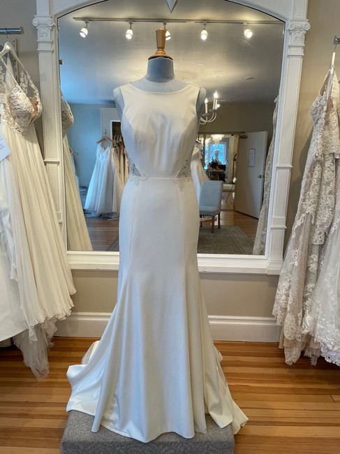 Item - Ivory Reid Formal Wedding Dress Size 8 (M)