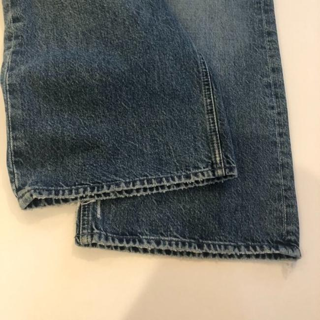 Mother Take Me Higher Medium Wash Superior The Tomcat Roller Shorty Trouser/Wide Leg Jeans Size 24 (0, XS) Mother Take Me Higher Medium Wash Superior The Tomcat Roller Shorty Trouser/Wide Leg Jeans Size 24 (0, XS) Image 9