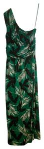 Green, Black Maxi Dress by Vince Camuto