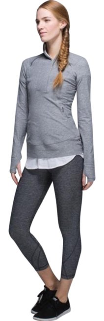 Item - Gray Run: Inspire Ii *all Luxtreme Heathered Black Activewear Bottoms Size 8 (M, 29, 30)