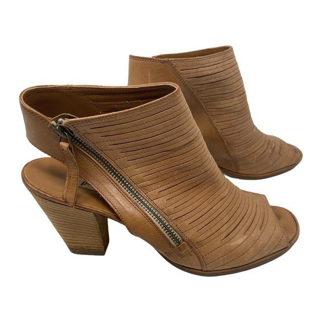 Item - Tan Cayanne Leather Ankle Boots/Booties Size US 10 Regular (M, B)