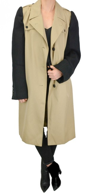 Item - Black Beige 40(4) Two Coat Size 4 (S)