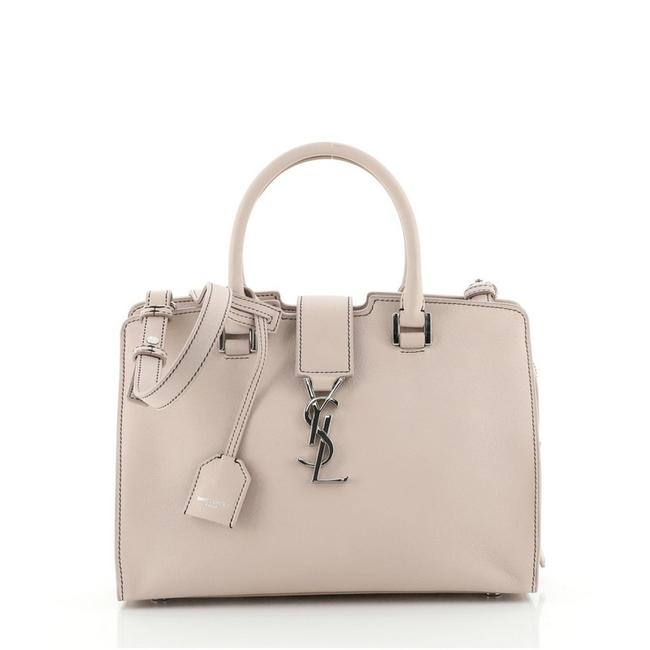 Item - Monogram Cabas Downtown Baby Pink Leather Satchel